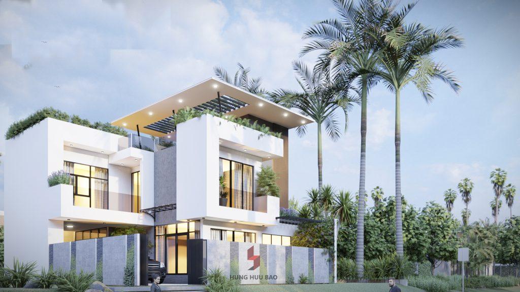 Thiết kế và thi công nhà phố Đà Nẵng – Quảng Nam