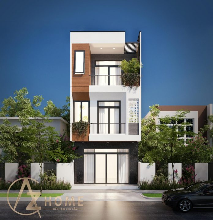 thiet-ke-nha-pho, thiết kế nhà phố, thietkenhapho