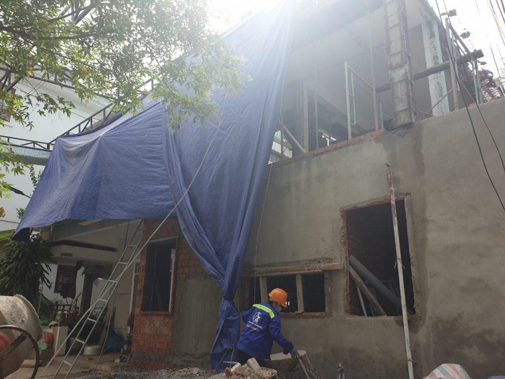 nhà thầu xây dựng giám sát uy tín